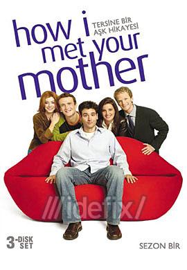 1. sezon dvd kapağı