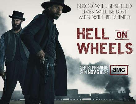 Hell On Whells - AMC'nin Yeni Gözdesi