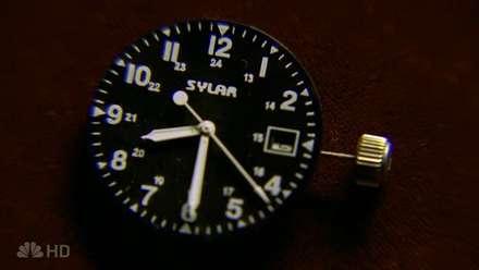 sylar da saat markası çıktı yuh.