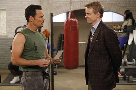 Kevin Dillon (Bert Lansing), David Hornsby (Andrew Carlson)