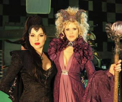 Evil Queen ve Maleficent
