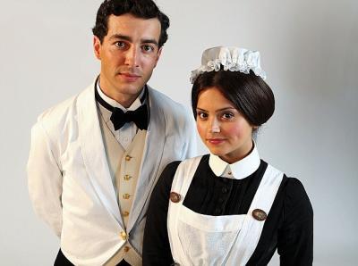Paolo Sandrini ve Annie Desmond