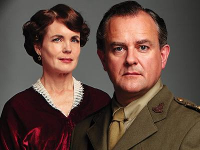 Cora ve Robert Crawley