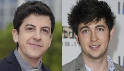 Evan (Christopher Mintz-Plasse) ve Rob (Nicholas Braun)