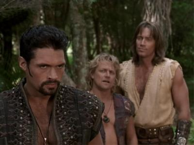 Ares, Hercules ve Iolaus