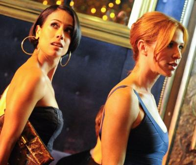 Nina ve Carrie