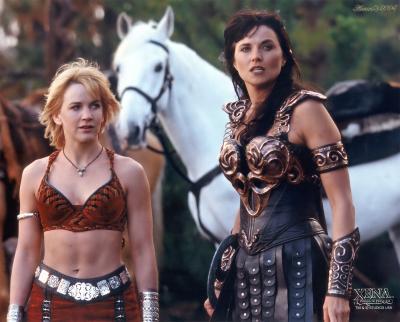 Xena ve Gabrielle