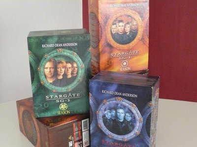 Stargate Season 1-6