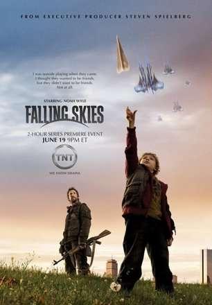 Falling Skies (poster)
