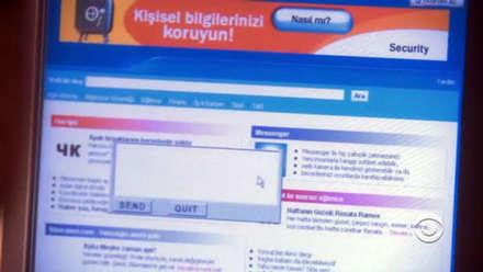 bütün ekran türkçe