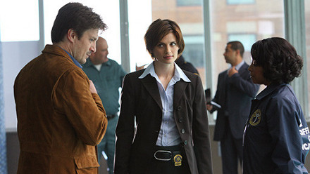 Richard Castle&Kate Beckett