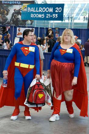 Comic-Con'un Renkli Katılımcıları