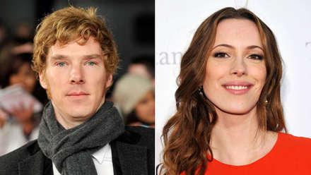 Benedict Cumberbatch ve Rebecca Hall