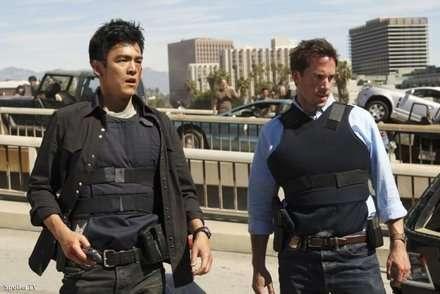 FBI Ajanlarımız Mark Benford ve Demetri Noh
