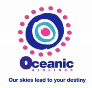 Oceanic Airlines Reklamı