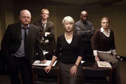 BBC'nin Prime Suspect ekibi