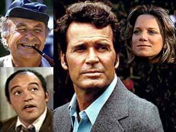 70'lerin Rockford Files ekibi