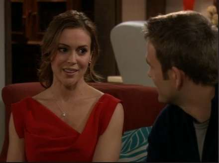 Alyssa Milano, Romantically Challenged'da