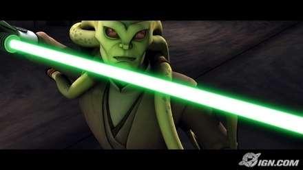Jedi dediğin tentacle'lı olmalı