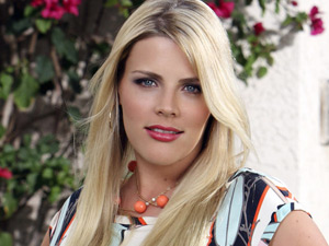 Laurie Keller(Busy Philipps)