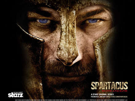 Spartacus : Blood and Sand
