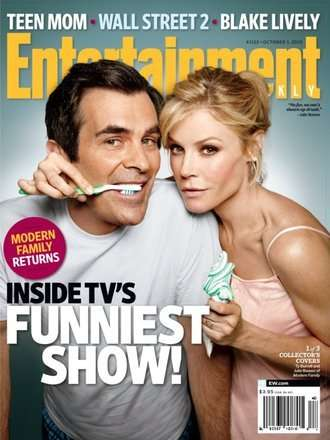 ty burrell ve julie bowen