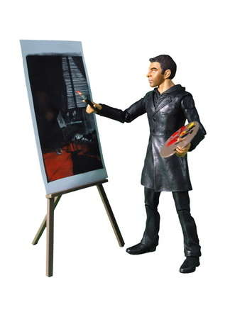 Sylar Action Figure