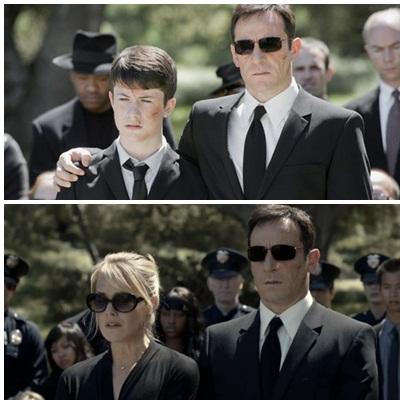 İki farklı cenaze...