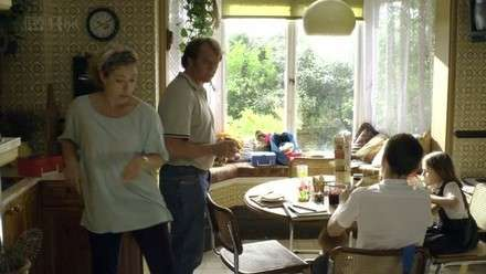 1987 yılında evde yaşayan Maynard'lar