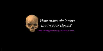 Dolabında kaç tane iskelet var?