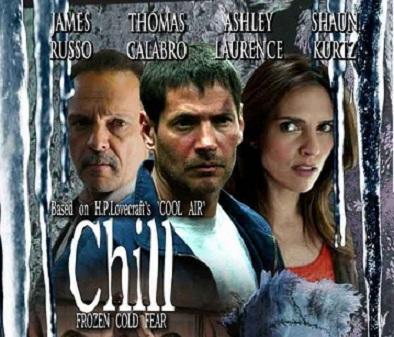 Chill'in (2007) afişinin bir kısmı
