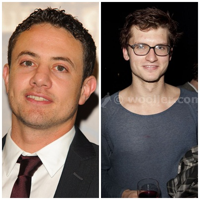 Good Cop'un başrol oyuncusu Warren Brown ve Copper'ın başrol oyuncusu Tom Weston-Jones