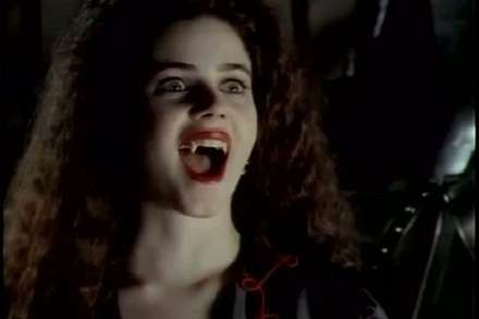 Dracula: The Series'de, henüz 15 yaşındayken