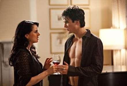 The Vampire Diaries'den