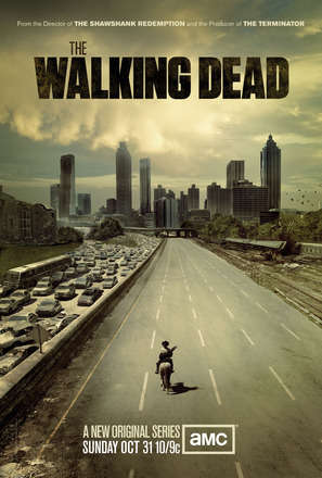 The Walking Dead tanıtım posteri