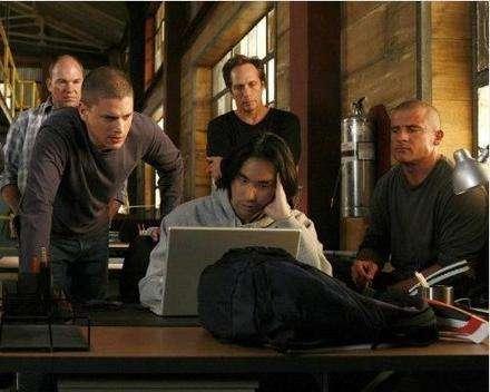 Prison Break 4.Sezon İndir