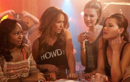 Soldan Sağa: Kendra, Riley, Dee ve Selena