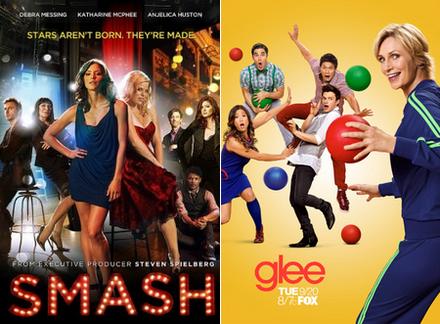 Glee'ye rakip mi geldi yoksa ikisi tamamen farklı diziler mi?
