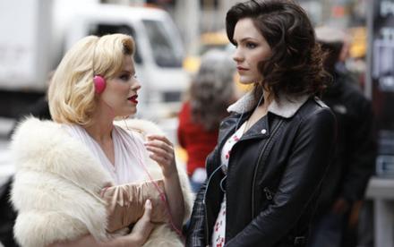 Marilyn rolü için kapışan Karen ile Ivy