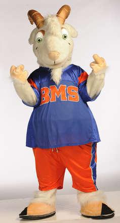 Maskot BMS