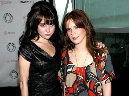 Magda Apanowicz ve Alessandra Torresani