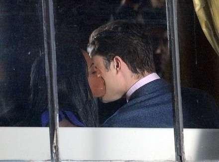 Chuck'ı öpen hatun da kim?