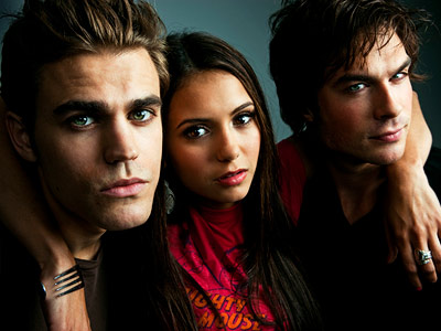 the vampire diaries ekibi